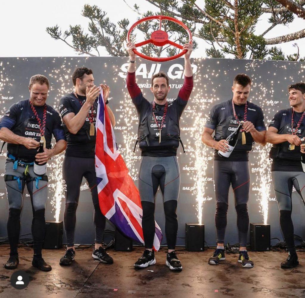 WhatsApp Image 2020 03 03 at 22.09.13 1024x1002 - بریتانیا قهرمان مسابقات جهانی SAIL GP سیدنی استرالیا