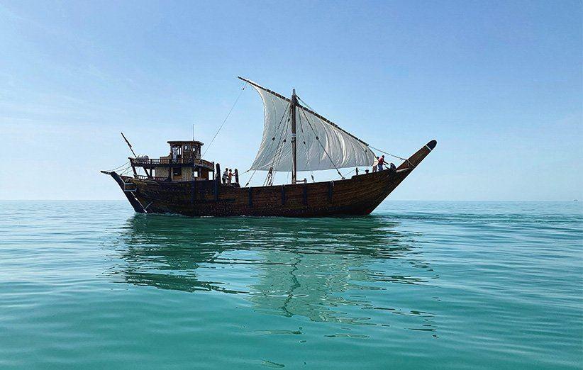 احیای دریانوردی بادبانی - دریانوردی بادبانی ساحل نشینان جنوب احیا می شود