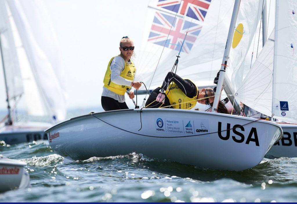 2020 youth world sailing 1024x706 - مسابقات سیلینگ (بادبانی) قهرمانی جوانان جهان 2020 بدلیل شیوع بیماری کووید 19 لغو شد