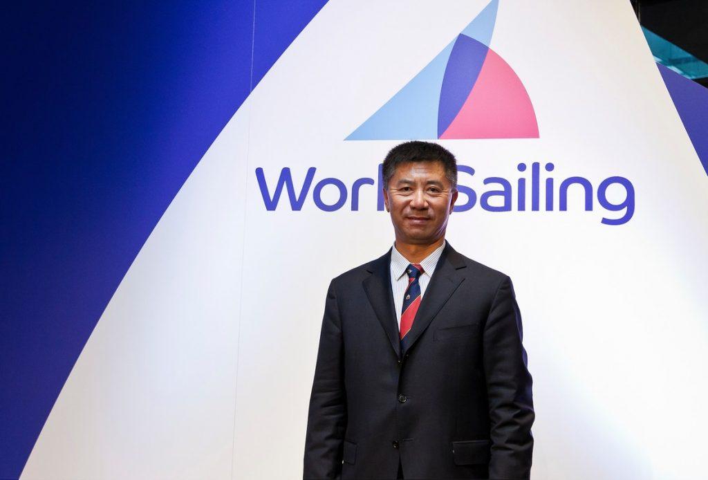 "sailing 1024x694 - ""کوآنهای لی"" از چین رئیس فدراسیون جهانی سیلینگ شد"