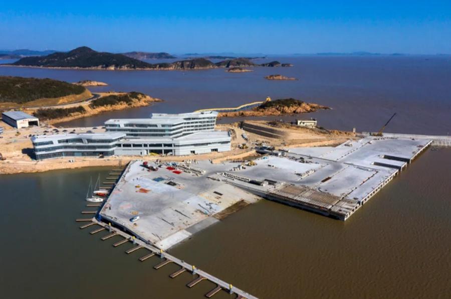 a38bd29a2e3c99ec7c71ae1ca957e2e7 - محل برگزاری رویدادهای سیلینگ بازیهای آسیایی هانژو 2022 تکمیل شد