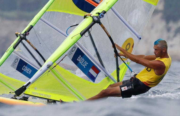 763 - یک دست ویندسرفر RS:X هلندی به طلای المپیک توکیو رسید
